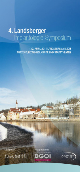 4. Landsberger Implantologie-Symposium
