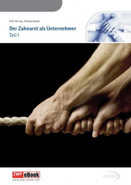 """eBook """"Der Zahnarzt als Unternehmer"""""""