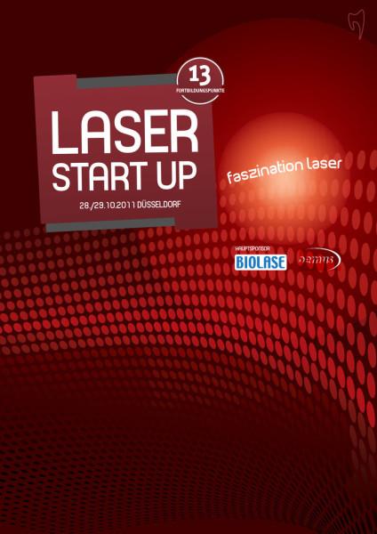 LASER START UP 2011
