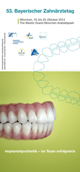 Programm 53. Bayerischer Zahnärztetag
