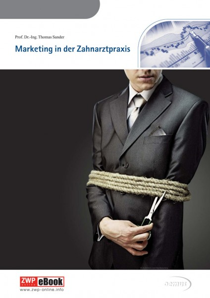 "eBook ""Marketing in der Zahnarztpraxis"""