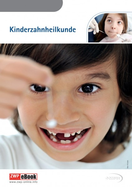 "eBook ""Kinderzahnheilkunde"""