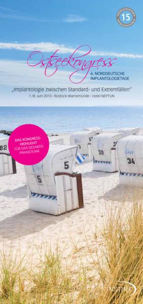 Ostseekongress/6. Norddeutsche Implantologietage