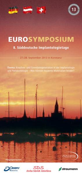 EUROSYMPOSIUM/8. Süddeutsche Implantologietage