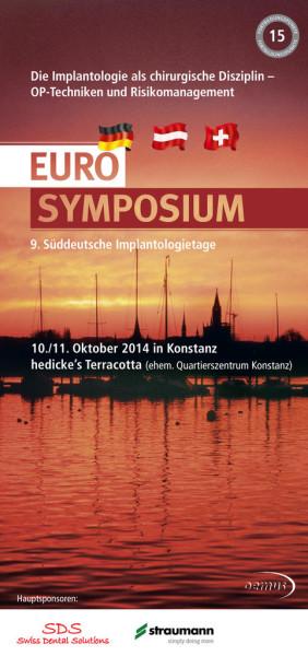 EUROSYMPOSIUM/9. Süddeutsche Implantologietage