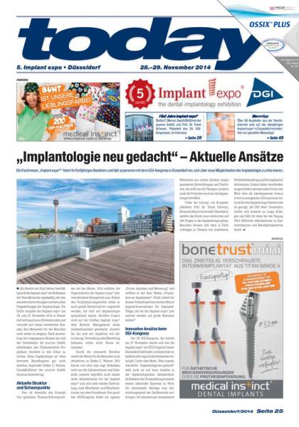 Implant expo® today