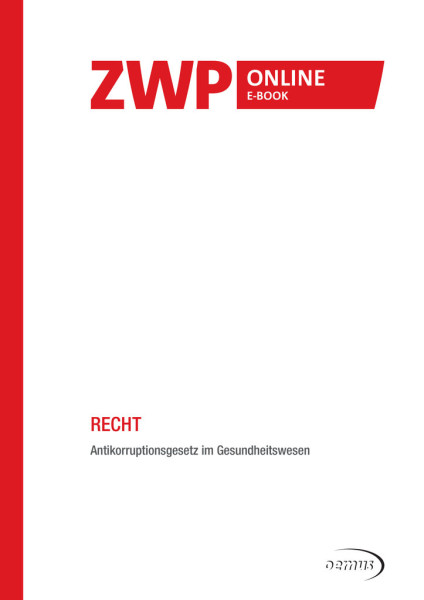 eBook Antikorruptionsgesetz
