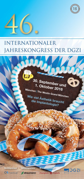 46. Internationaler Jahreskongress der DGZI