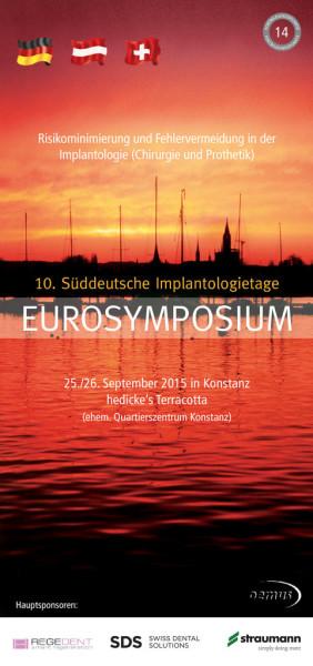 EUROSYMPOSIUM/10. Süddeutsche Implantologietage