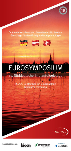 EUROSYMPOSIUM / 11. Süddeutsche Implantologietage