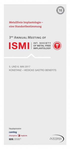 3rd Annual Meeting of ISMI