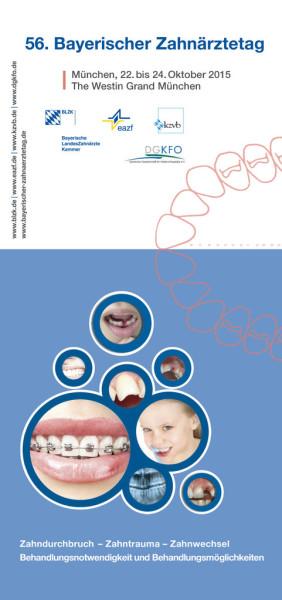 Programm 56. Bayerischer Zahnärztetag
