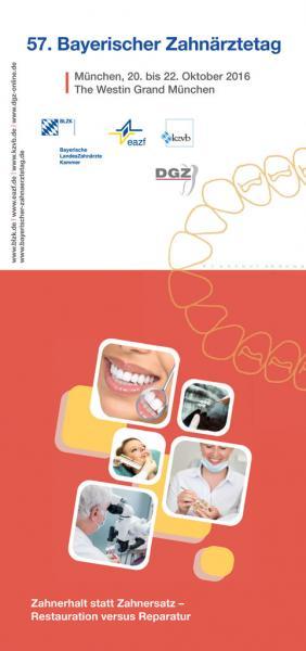 57. Bayerischer Zahnärztetag