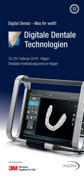Digitale Dentale Technologien 2018