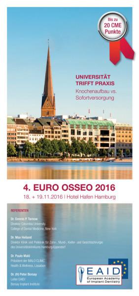 4. EURO-OSSEO®-Kongress