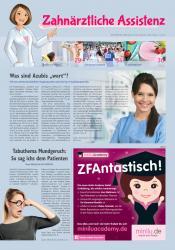Zahnärztliche Assistenz 01/2017