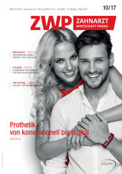 ZWP Zahnarzt Wirtschaft Praxis 10 2017