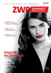 ZWP Zahnarzt Wirtschaft Praxis 11 2017