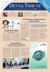 Dental Tribune Schweiz 08/2017