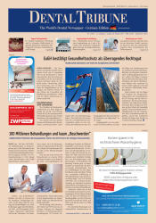 Dental Tribune Deutschland 07 2017