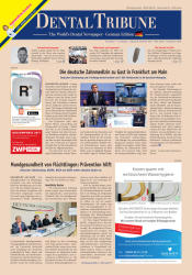Dental Tribune Deutschland 08/2017