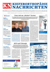 KN Kieferorthopädie Nachrichten 12 2017