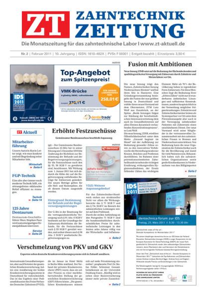 ZT Zahntechnik Zeitung