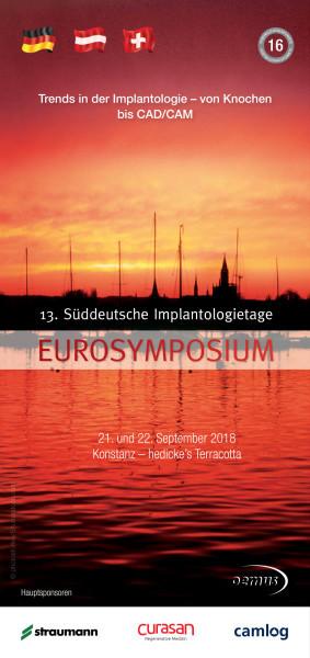 EUROSYMPOSIUM / 13. Süddeutsche Implantologietage