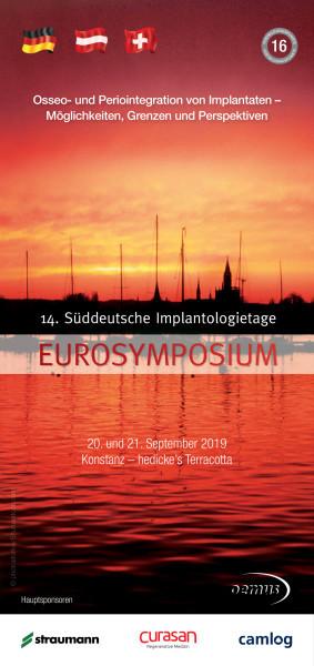 EUROSYMPOSIUM / 14. Süddeutsche Implantologietage