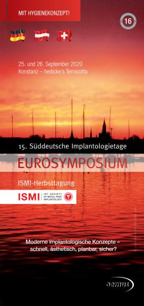 EUROSYMPOSIUM/15. Süddeutsche Implantologietage