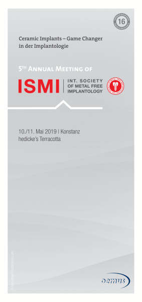 5th Annual Meeting of ISMI