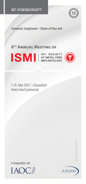 6th Annual Meeting of ISMI