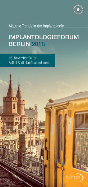 Implantologieforum Berlin 2018