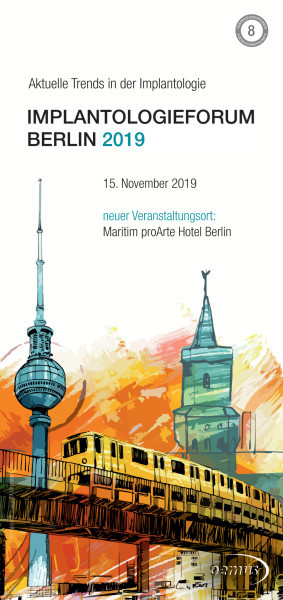 6. Implantologieforum Berlin