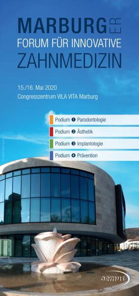 Marburger Forum für Innovative Zahnmedizin 2020