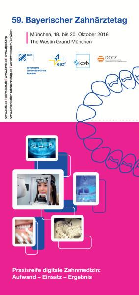 Programm 59. Bayerischer Zahnärztetag