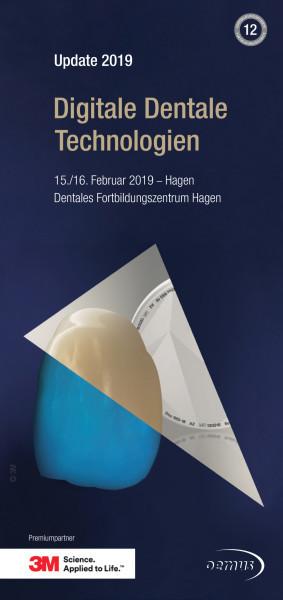 Digitale Dentale Technologien 2019