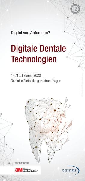 Digitale Dentale Technologien 2020