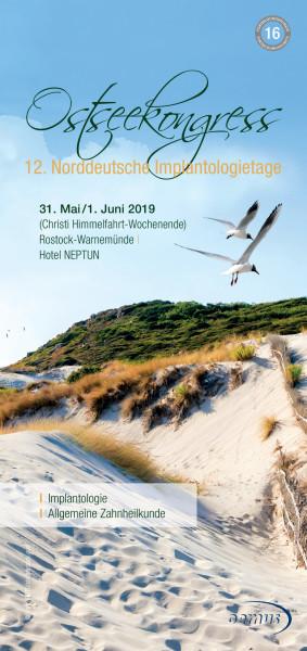 Ostseekongress – 12. Norddeutsche Implantologietage
