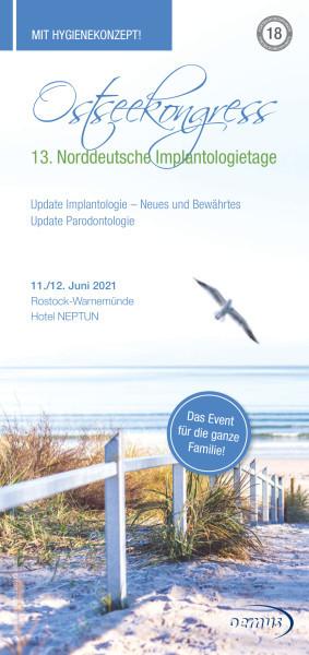Ostseekongress / 13. Norddeutsche Implantologietage