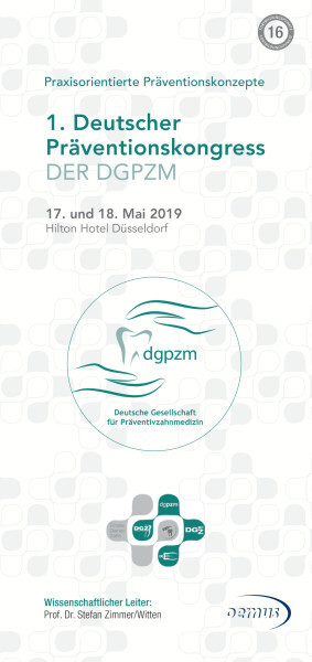 1. Präventionskongress der DGPZM