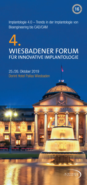4. Wiesbadener Forum für Innovative Implantologie