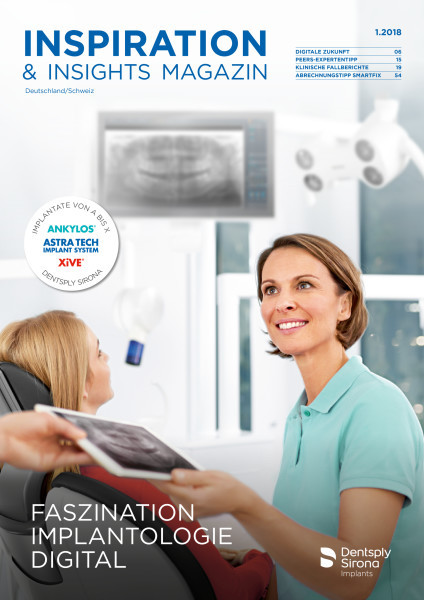 DENTSPLY Implants Kundenmagazin
