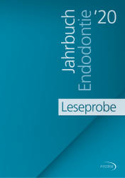 Jahrbuch Endodontie 01/20