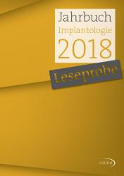 Implantologie Handbuch 18 2018