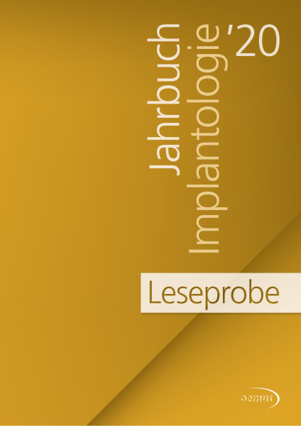 Jahrbuch Implantologie