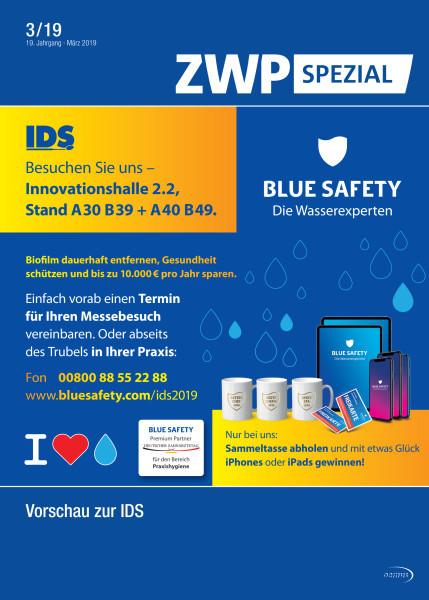 ZWP spezial zur IDS 2019