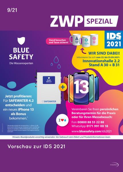 ZWP spezial zur IDS 2021