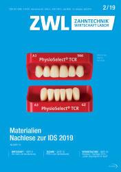 Zahntechnik Wirtschaft Labor 02/2019