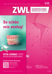 ZWL Zahntechnik Wirtschaft Labor 05/20